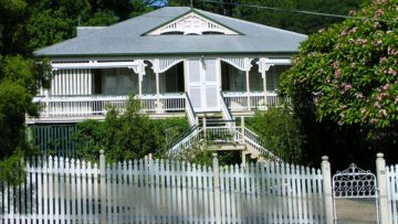 Colour Schemes for Old North Australian Houses, Types and Colours
